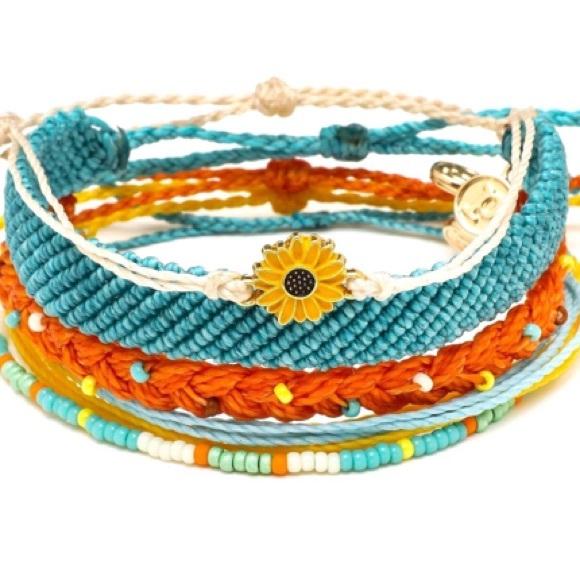 f2bcbbdff9 Pura Vida Jewelry   Puravida Dreaming Out Loud Bracelet Style Pack ...